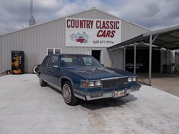 1986 Cadillac De Ville for sale 100816541