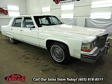 1986 Cadillac Fleetwood Brougham Sedan for sale 100756885
