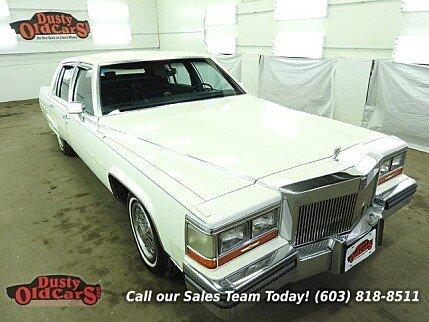 1986 Cadillac Fleetwood Brougham Sedan for sale 100756885