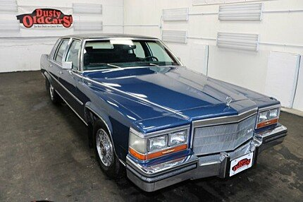 1986 Cadillac Fleetwood Brougham Sedan for sale 100837244