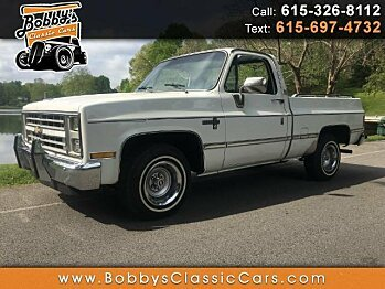 1986 Chevrolet C/K Truck 2WD Regular Cab 1500 for sale 100910236