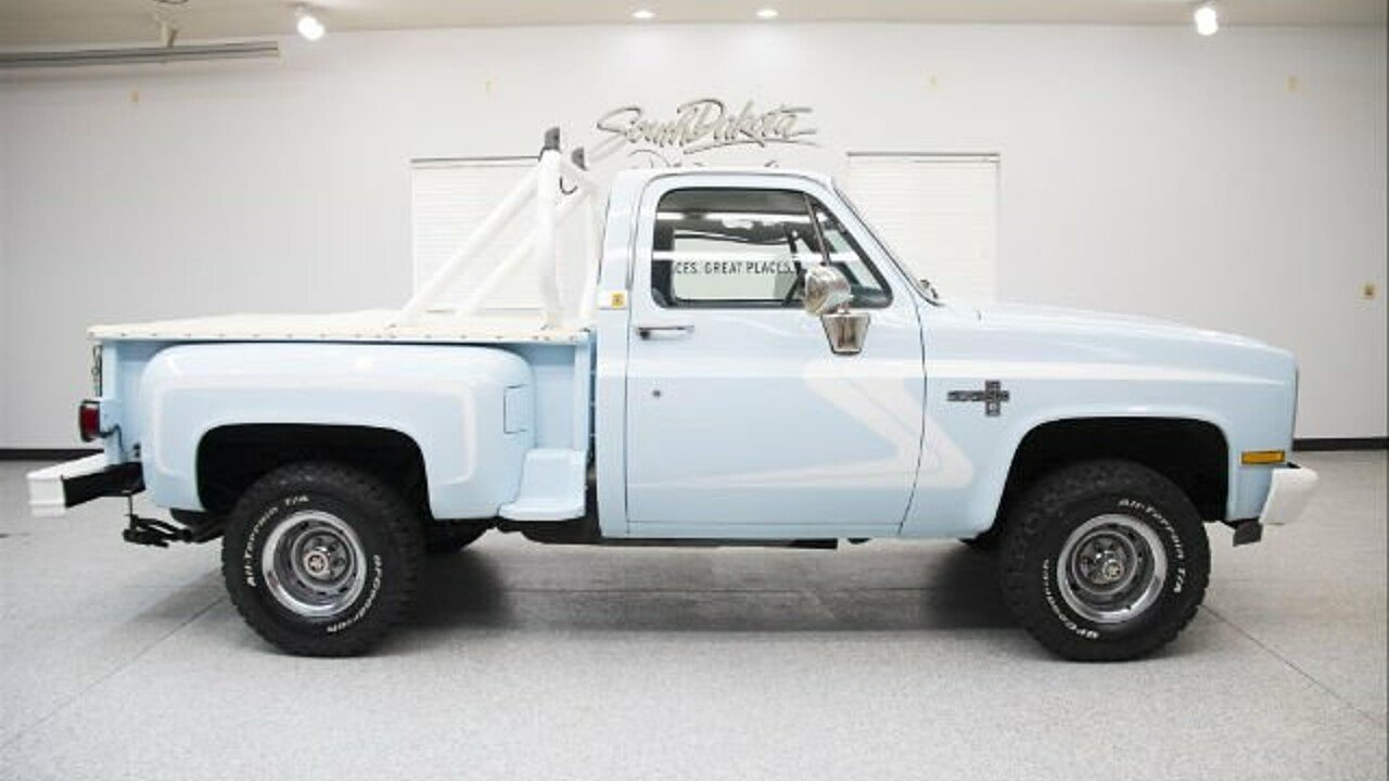 1986 Chevrolet C/K Truck for sale 100913374