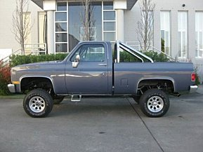 1986 Chevrolet C/K Truck for sale 100945338