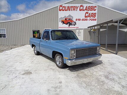 1986 Chevrolet C/K Truck for sale 100974342