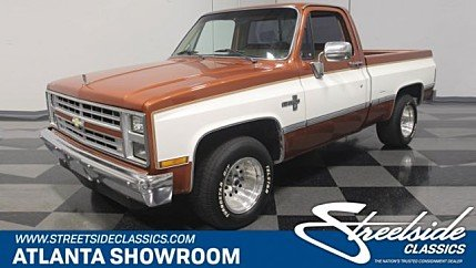 1986 Chevrolet C/K Truck 2WD Regular Cab 1500 for sale 100975760