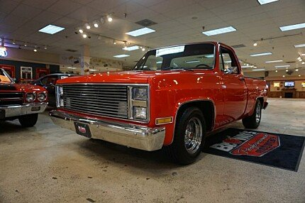1986 Chevrolet C/K Truck 2WD Regular Cab 1500 for sale 100998829