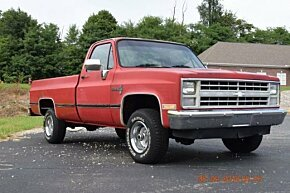 1986 Chevrolet C/K Truck for sale 101026488