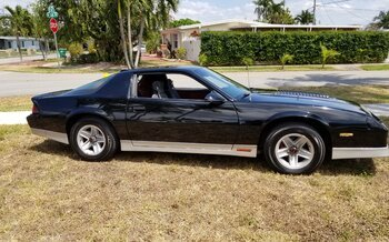 1986 Chevrolet Camaro Coupe for sale 100977515