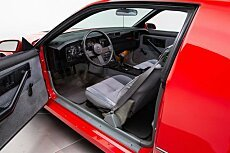 1986 Chevrolet Camaro Coupe for sale 100979296