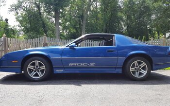 1986 Chevrolet Camaro Coupe for sale 101002791