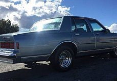 1986 Chevrolet Caprice for sale 101049565