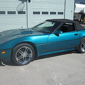 1986 Chevrolet Corvette Convertible for sale 100750217