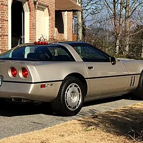 1986 Chevrolet Corvette Coupe for sale 100769754