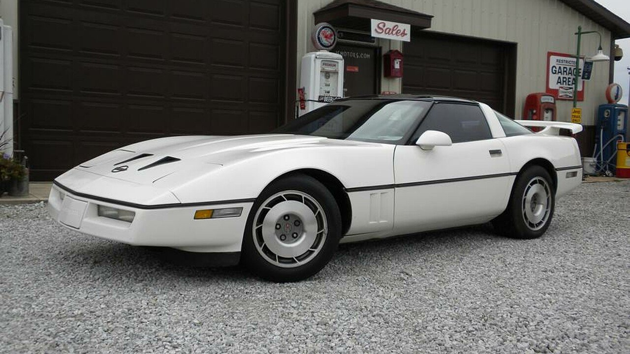 1986 Chevrolet Corvette for sale 100737364