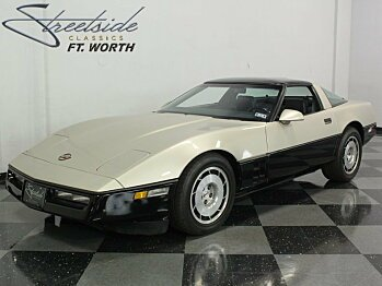 1986 Chevrolet Corvette Coupe for sale 100761815