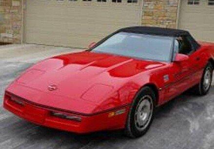 1986 Chevrolet Corvette for sale 100792418