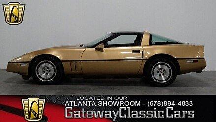 1986 Chevrolet Corvette Coupe for sale 100837420