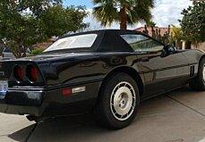 1986 Chevrolet Corvette Convertible for sale 100849458