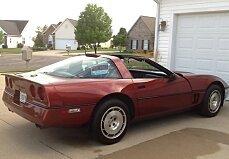 1986 Chevrolet Corvette Coupe for sale 100871629
