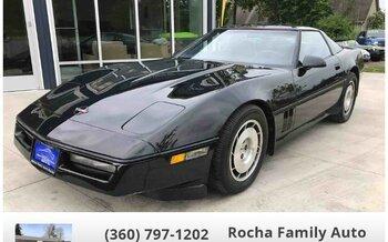 1986 Chevrolet Corvette Coupe for sale 100895946