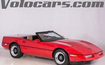 1986 Chevrolet Corvette Convertible for sale 100915428
