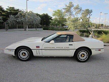 1986 Chevrolet Corvette Convertible for sale 100959882