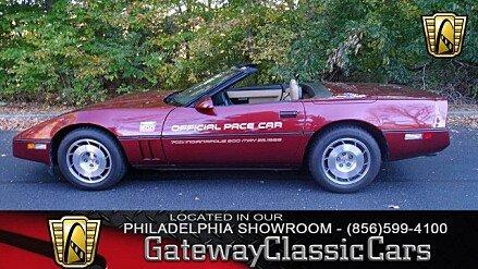 1986 Chevrolet Corvette Convertible for sale 100964692