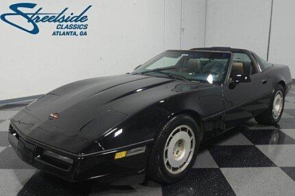 1986 Chevrolet Corvette Coupe for sale 100975766