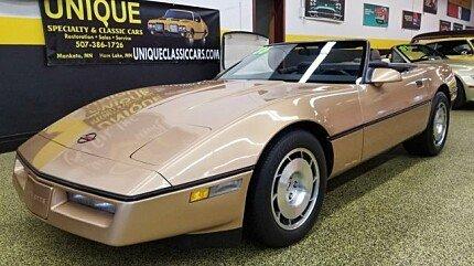 1986 Chevrolet Corvette Convertible for sale 100992338