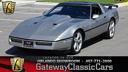 1986 Chevrolet Corvette Coupe for sale 101018900