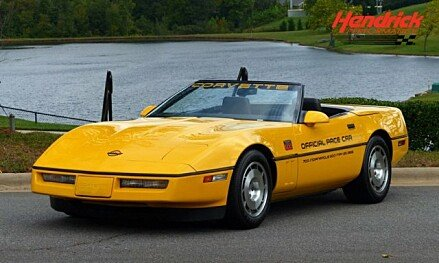 1986 Chevrolet Corvette Convertible for sale 101031215