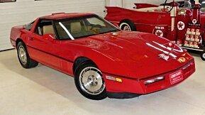 1986 Chevrolet Corvette Coupe for sale 101049588