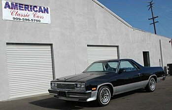 1986 Chevrolet El Camino V8 for sale 100724515