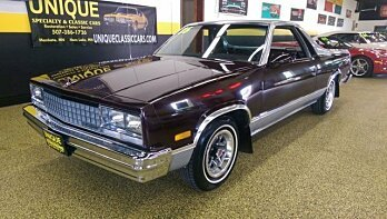 1986 Chevrolet El Camino for sale 100878523