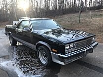 1986 Chevrolet El Camino V8 for sale 100991912