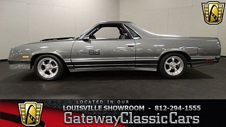 1986 Chevrolet El Camino V8 for sale 100984984