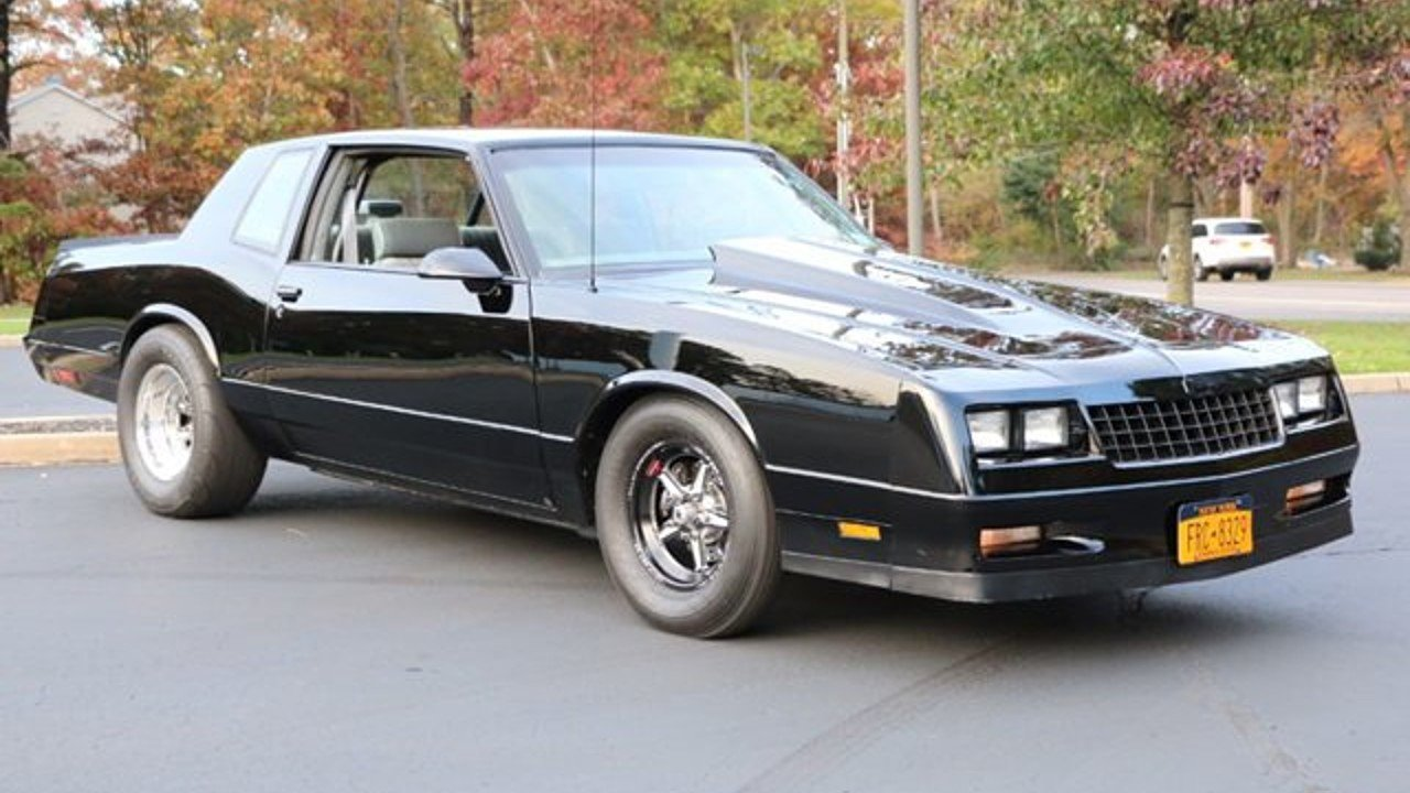 1986 Chevrolet Monte Carlo SS for sale near Riverhead, New York ...
