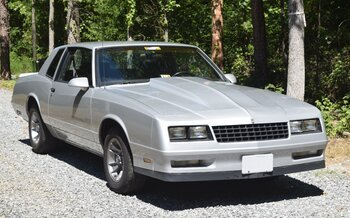 1986 Chevrolet Monte Carlo SS for sale 100906336