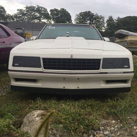 1986 Chevrolet Monte Carlo for sale 101013928