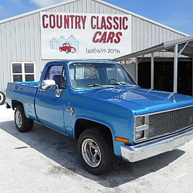 1986 Chevrolet Other Chevrolet Models for sale 100758241