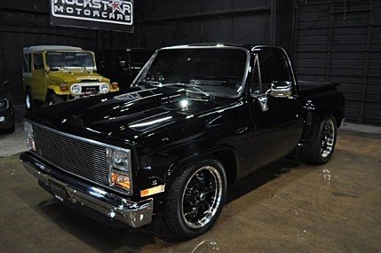 1986 Chevrolet Silverado and other C/K1500 2WD Regular Cab for sale 100735228