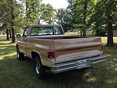 1986 Chevrolet Silverado and other C/K1500 4x4 Regular Cab for sale 100778249