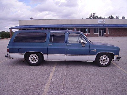 1986 Chevrolet Suburban for sale 100736465