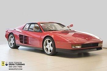 1986 Ferrari Testarossa for sale 100996067