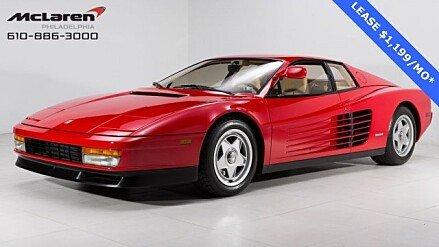 1986 Ferrari Testarossa for sale 100857939