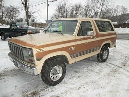 1986 Ford Bronco for sale 100969648