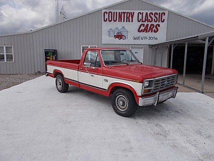 1986 Ford F150 for sale 100754429