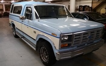 1986 Ford F150 2WD Regular Cab for sale 100767557