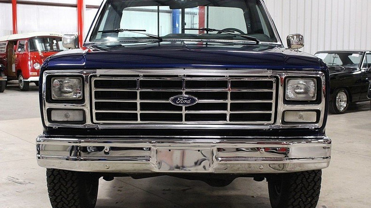 1986 ford f150 4x4 regular cab for sale near grand rapids michigan 49512 classics on autotrader. Black Bedroom Furniture Sets. Home Design Ideas