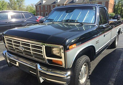 1986 Ford F150 for sale 100982384